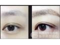 为什么纹完眼线一周不到就褪色了?